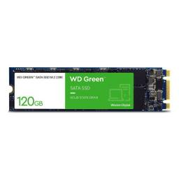 Disco sólido interno Western Digital WD Green WDs120G2G0B 120GB verde