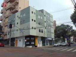 Apartamento com 3 dormitórios para alugar, 104 m² por R$ 2.200,00/mês - Centro - Cascavel/