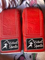 Vendo luva bate saco vital Sport