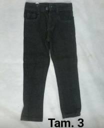Calças jeans infantil  3