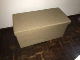 Pufe Box Llin 76X38X38H Etna