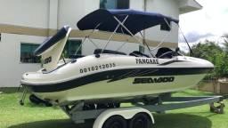 Lacha Jet Boot / Bombardier 200 Hp