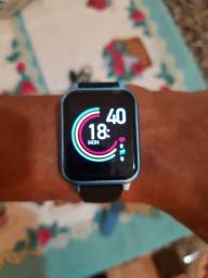 Smartwatch t70 com 2 pulseiras