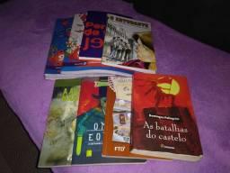 Livros colégio João Paulo