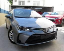 Toyota Corolla Gli Automático 6.000 Km Ipva 2021 Pago