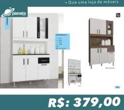 kit armário para cozinha Lion em Oferta