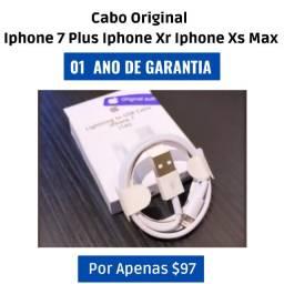 Cabo para Iphone 7 plus Iphone X Iphone Xr