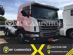 Scania G420 Cavalo Trucado 6x2 2010 com Retarder