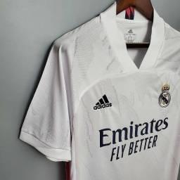 Camisa do Real Madrid 20/21
