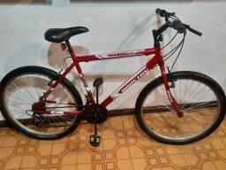 Confira ! Bike aro 26 21 marchas Houston ! Muito boa a bike !