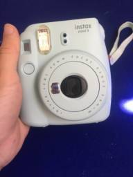 Câmera instax mine 9 funjifilm (8 meses de uso)