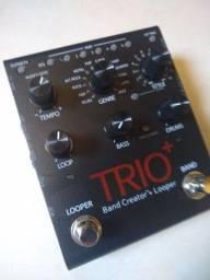 Pedal de Efeitos Digitech Trio Plus Band Creator Looper - Zero