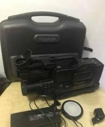 Peças de câmera Panasonic M3000 com mala.
