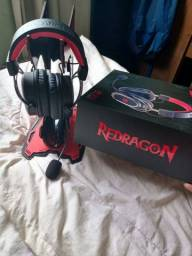 Vendo headset redragon helios
