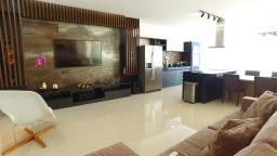 Casa de condomínio para venda possui 820 metros quadrados com 4 quartos em Antares - Macei