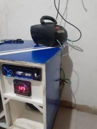 Carregador de bateria