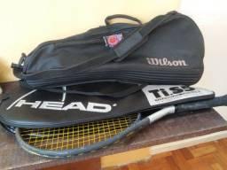 Raqueta de tênis leblon