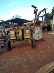 Título do anúncio: Descascador de madeira Masi M300 Super SII E
