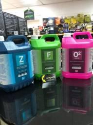 Kit limpadores uso geral 5L SOS pro