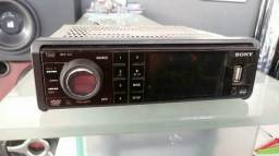 Dvd automotivo sony mex 50