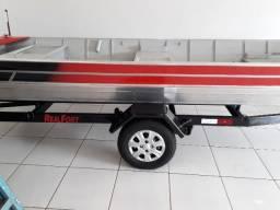 Barco 6 metro borda alta zero carreta rodoviaria zero - 2018