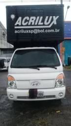 Hyundai HR Baú com Sobrecabine - 2013