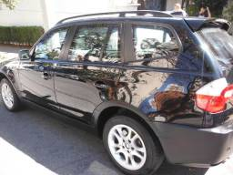 Bmw X3 2006 family 2.5+blindada+nova de sp