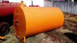 Tanque de combustível , capacidade de 5000 litros - Nova Andradina - MS
