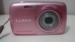 Linda câmera rosa ( panasonic )