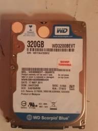 HD para notebook