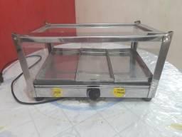 Vendo estufa para salgados 150,00