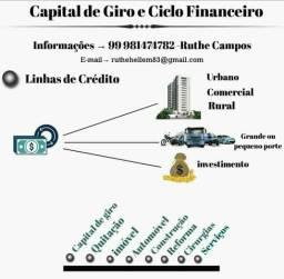 Linhas de créditos