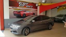 Honda City Ex CVT Apenas 18000km - 2016