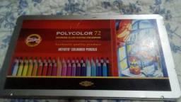 Lapis de cor polycolor q