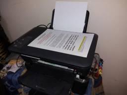 Impressora HP 2050 com kit Bulk instalado