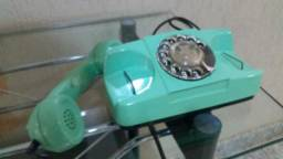 Telefone Verde Estilo Tijolinho, Marca Gte, Modelo Starlite