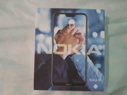 Original Nokia X6 64gb/4gb Azul - Novo A Pronta Entrega