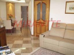 Apartamento à venda com 3 dormitórios em Santana, São paulo cod:77508