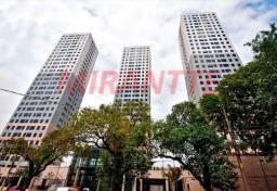 Apartamento à venda com 1 dormitórios em Vila leopoldina, São paulo cod:297642