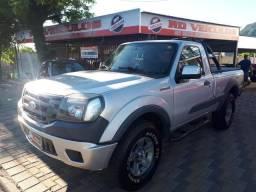Ranger XLS Sport 2.3 Cabine Simples Gasolina Completa Ano 2011 * Pneus Novos - 2011