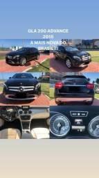 Mercedes Gla 200 Único dono - 2015