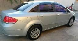 Fiat Linea HLX 1.9 com GNV - 2010