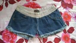 Short jeans plussize