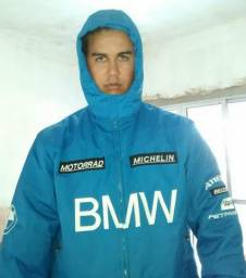 Jaqueta Moto BMW