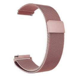 Pulseira Milanesa para Smartwatch 20mm