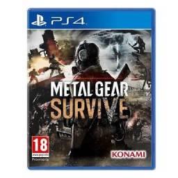 Vendo Metal Gear Survive
