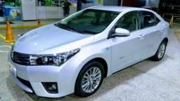 Corolla Xei Aut 2016 Completíssimo, Baixa Km 42000 km, Impecável. Igual a Zero
