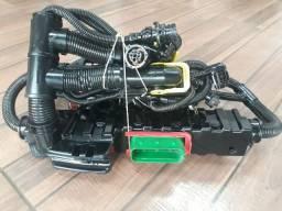 Chicote do motor volvo fh euro 5 revisado na troca