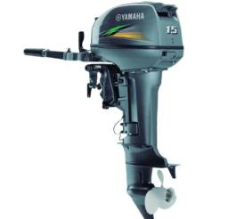 Motor 15 Yamaha - 2T - Revisado - 2020