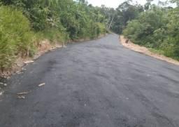 Terrenos na estrada do Rio Preto documentado